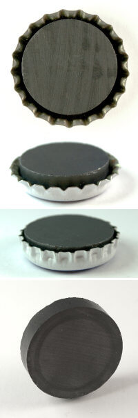 Makers Mark Bottlecap Magnet Set